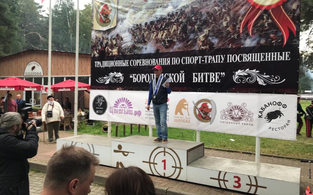 Виктор Николаев — победитель Бородинской битвы 2020 | СКМ