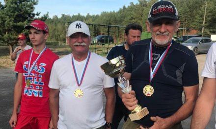 5 этап Кубка Росси по компакт спортингу | СК Владимир | 05-06.09.2020