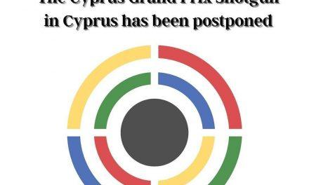 The Cyprus Grand Prix Shotgun in Cyprus has been postponed