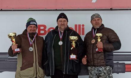 Влад Контрактов  — победитель 1го этапа Кубка Брянской области