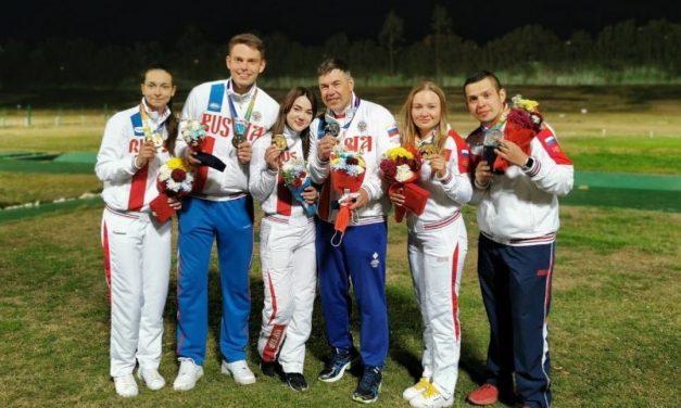 Золото российских команд на Кубке мира в Египте