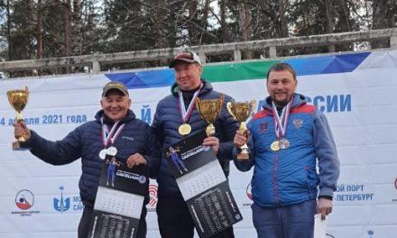 Андрей Веклич — победитель 3-го этапа Кубка России по компакт спортингу