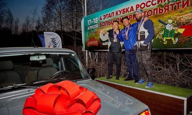 Антон Чеботаев (г.Челябинск) — победитель Большого приза Тольятти 2021