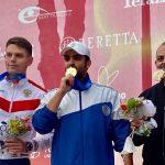 Геннадий Мамкин завоевал серебро на Кубке мира в Ловато | Италия