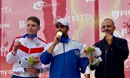 Геннадий Мамкин завоевал серебро на Кубке мира в Ловато   Италия