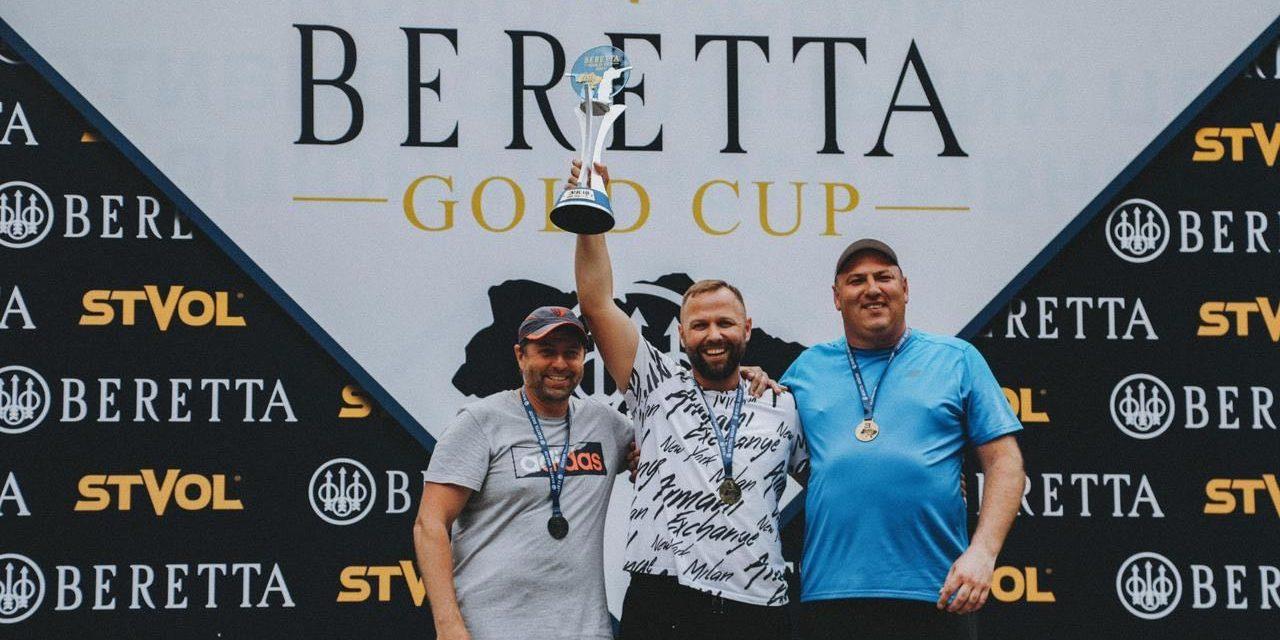 Юрий Яворский — победитель Beretta Gold Cup Ukraine 2021