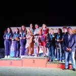 Женская команда России забрала все золото на чемпионате мира в Ларнаки