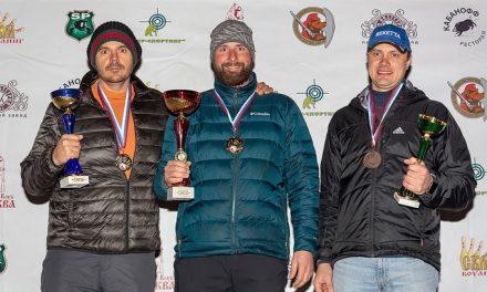 Евгений Платонов — победитель 12 этапа Кубка России по компакт спортингу