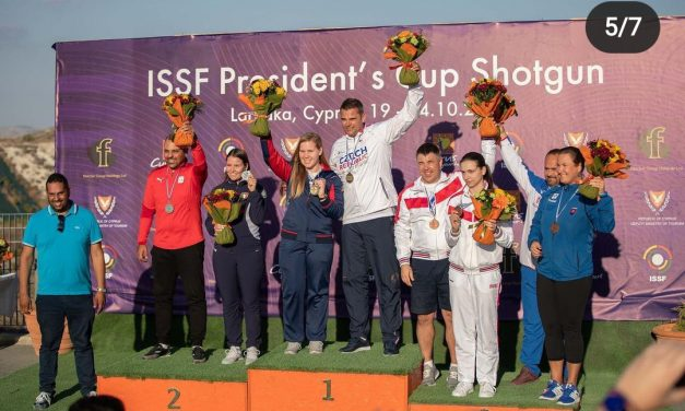 ISSF President's Cup 2021 | Cyprus